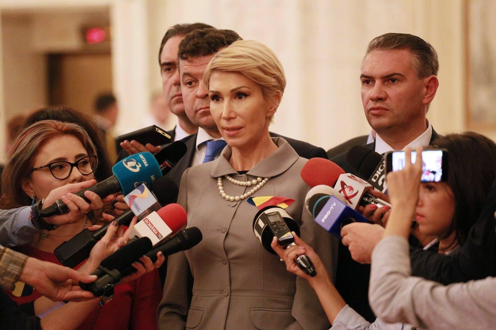 Raluca Turcan: Votul la referendum a fost și pentru a opri politica profund incompetentă și falimentară pentru România a guvernului Dăncila.