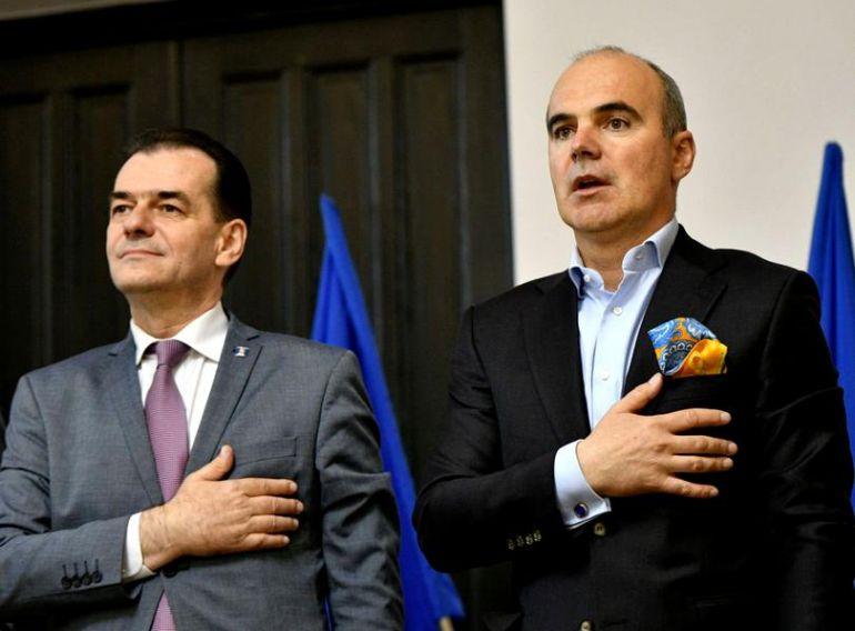 Rareș Bogdan, eurodeputat PNL, a respins zvonurile privind posibila numire a sa ca premier în cazul în care trece moțiunea de cenzură împotriva Guvernului Dăncilă.
