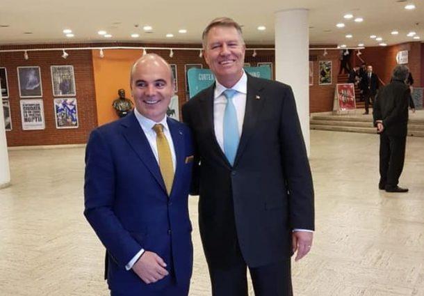 """Rares Bogdan anunta cine a lansat zvonurile """"mizerabile"""" despre conflictul cu Iohannis: """"Oameni dintr-o televiziune"""""""