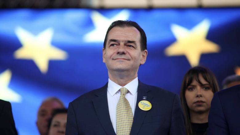 Ludovic Orban: Victorie imensa pentru Romania, L.C. Kovesi, votata procuror-sef european