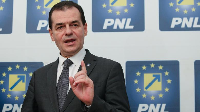 Ludovic Orban: PNL si-a stabilit prioritatile legislative in actuala sesiune parlamentara