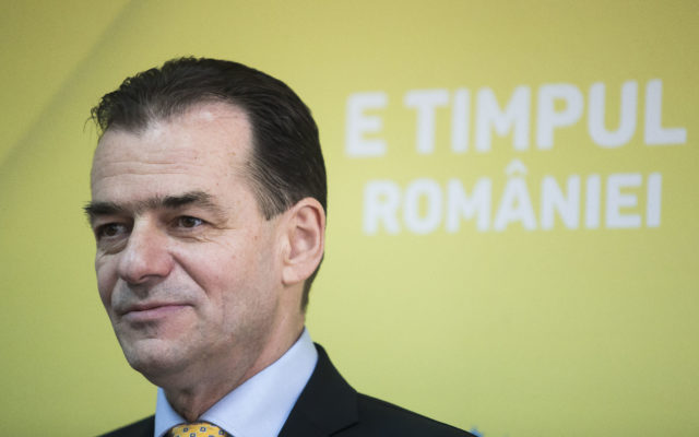 Ludovic Orban, la Timisoara