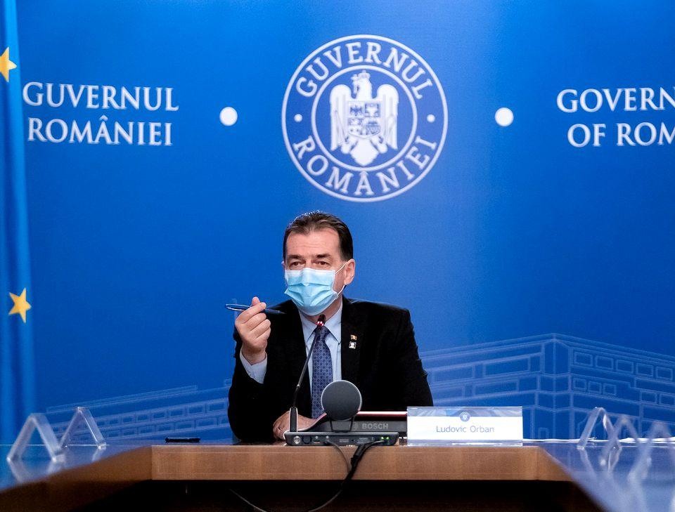 Guvernul: Şomajul tehnic se prelungeşte, fără termen, în domeniile cu restricţii impuse de coronavirus